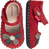 Pediped Mary Jane Shoe - Brittany Red