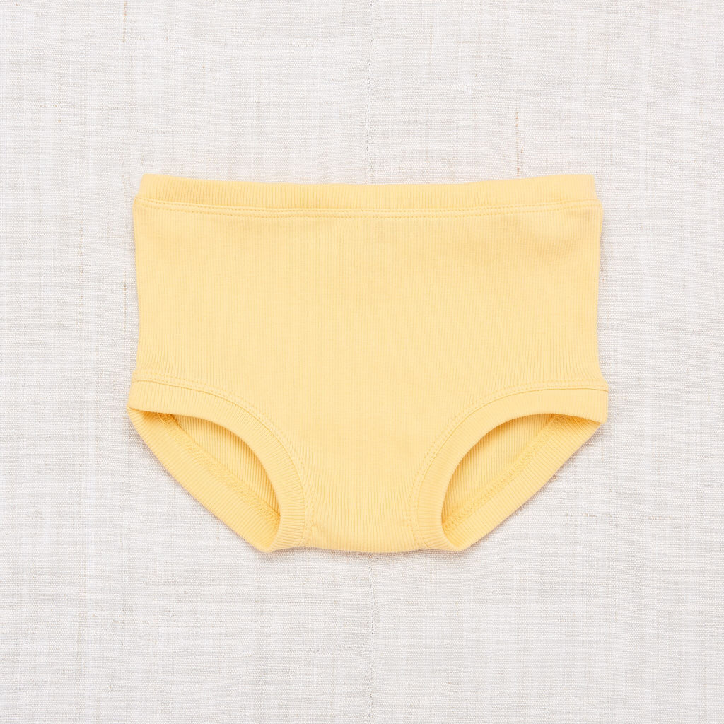 Misha & Puff Ribbed Brief - Butter