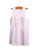 Siaomimi Play Unicorn Pegasus Tank Dress - Lavender