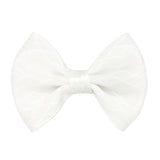 Wee Ones Tiny Diamond Satin Bow