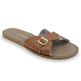 Sun San Saltwater Sandals - Classic Slides in Tan