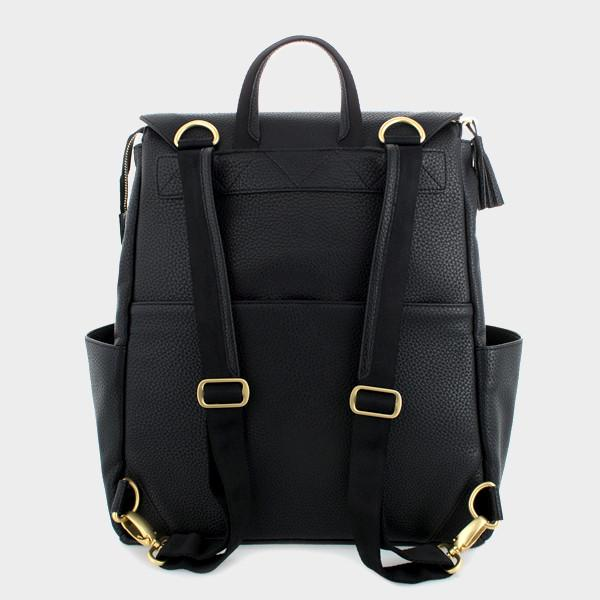 Freshly Picked Backpack Diaper Bag - Ebony