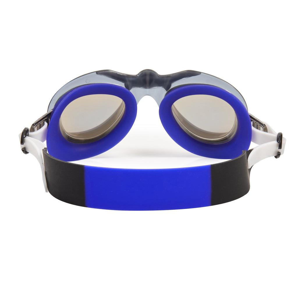 Bling20 Pilot in Command Goggles - Air Stream Blue