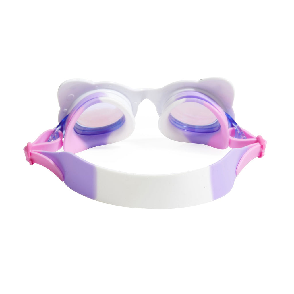 Bling20 Pawdry Hepburn Goggles - Whiskers White