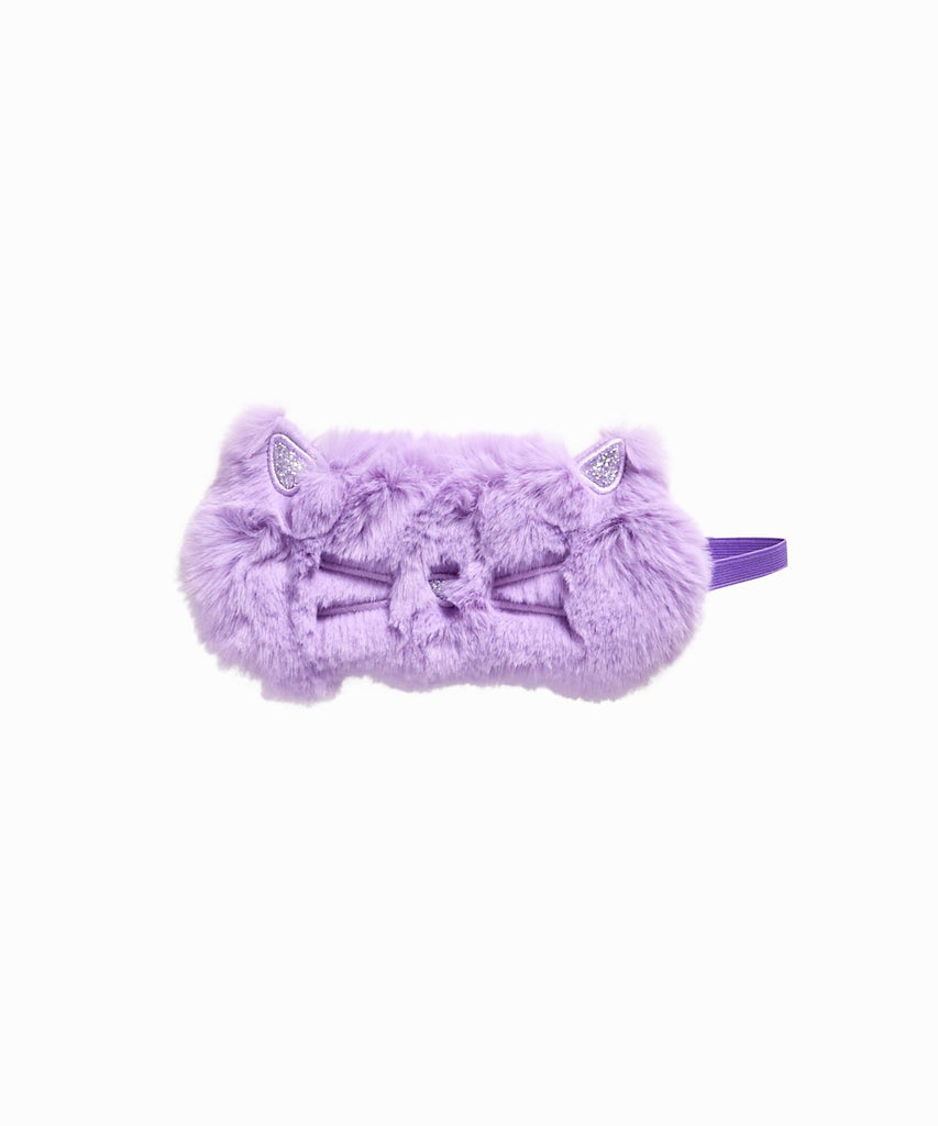 Iscream Furry Cat Eye Mask