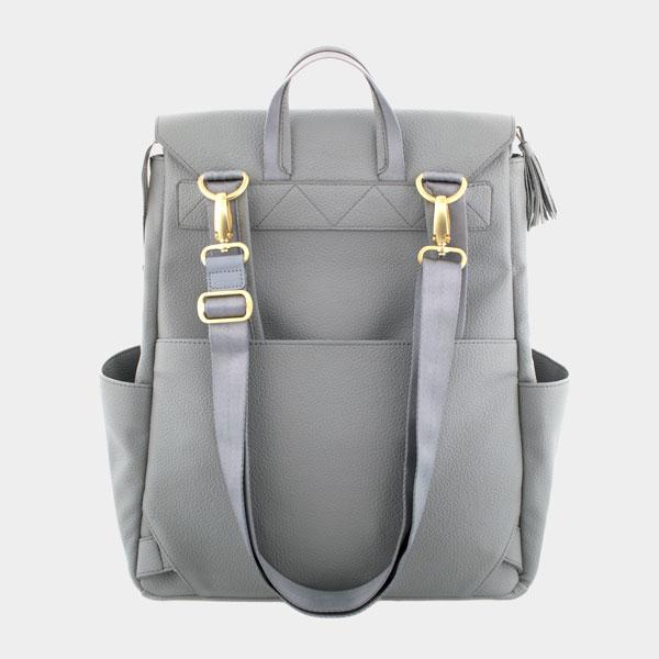 Freshly Picked Backpack Classic Diaper Bag - Stone
