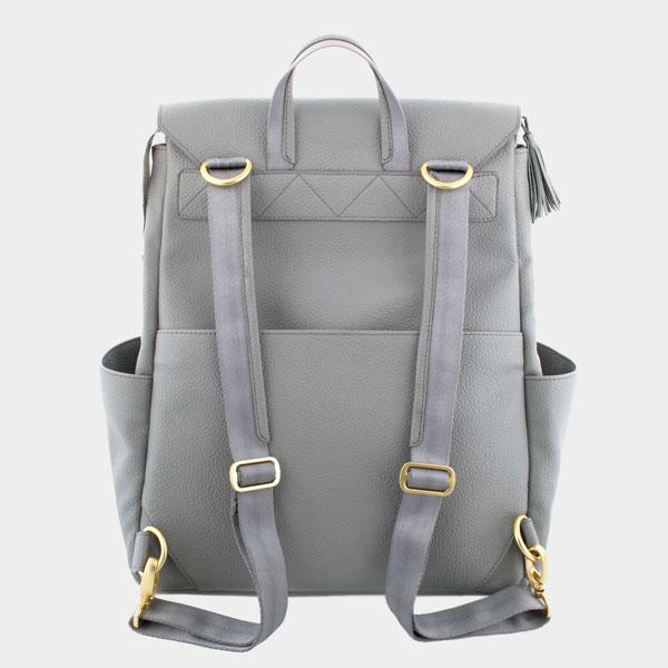 Freshly Picked Backpack Diaper Bag - Stone