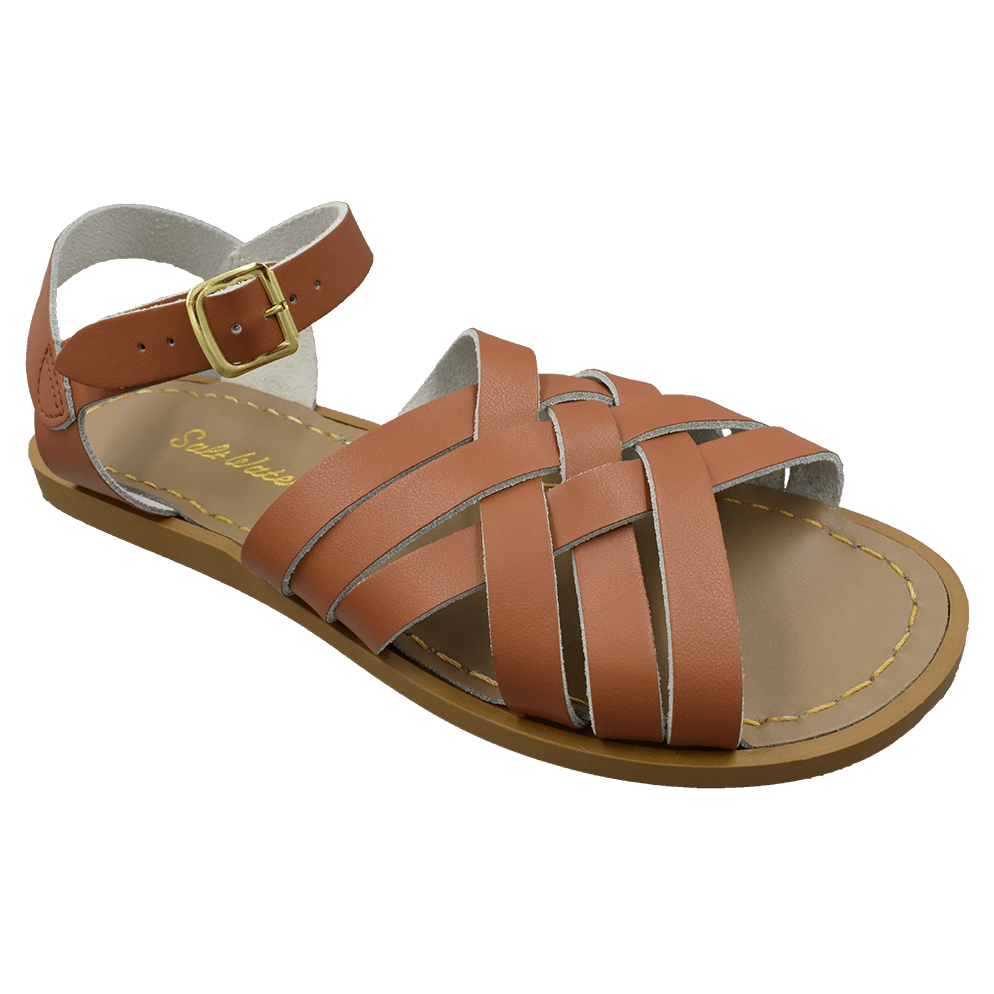 6eb6293eca46b Sun San Salt Water Sandals Women's Retro - Tan – Casp Baby Mommy & Me  Boutique
