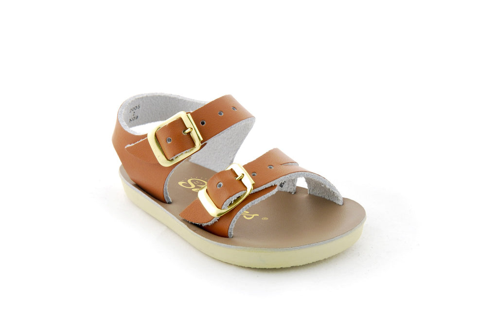 Sun San Saltwater Sandals Sea Wee - Tan