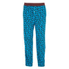 Kickee Pants Print Mens Pajama Pants - Amazon Coffee Beans