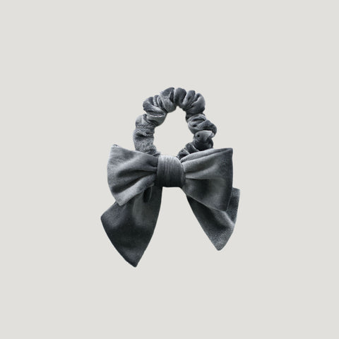 Jamie Kay Muslin Headband - Light Grey
