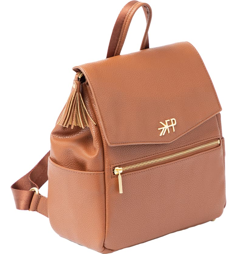 Freshly Picked Mini Classic Bag - Cognac