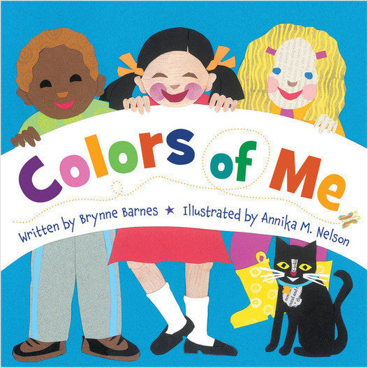 """Colors of Me"" Book by Brynne Barnes"