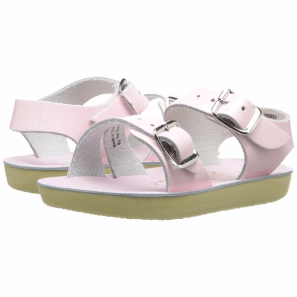 Sun San Saltwater Sandals Sea Wee - Shiny Pink
