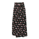 Kickee Pants Print Women's Long Skirt - English Rose Garden