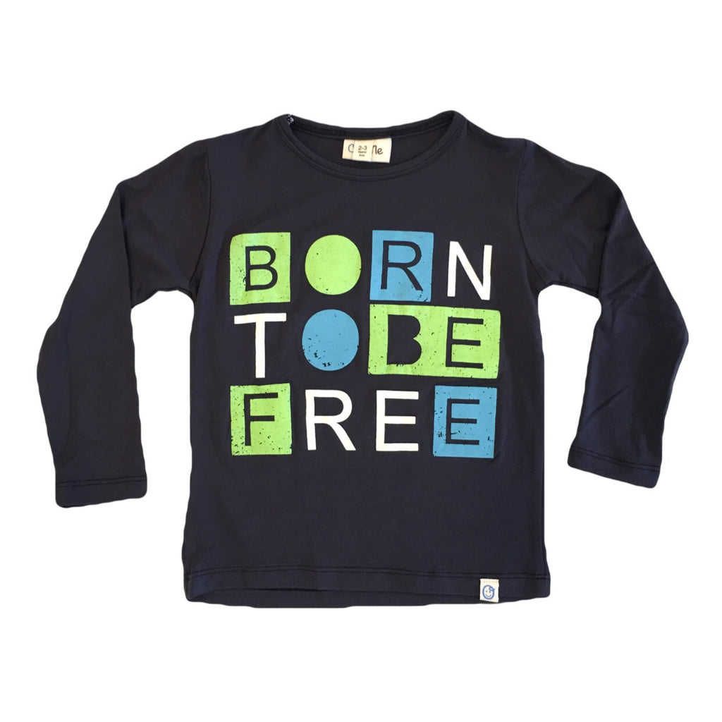 Born To Be Free Long Sleeve T