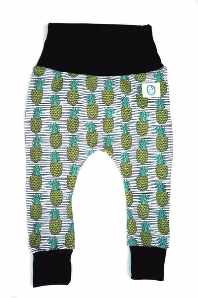 Pineapple Harem Pants