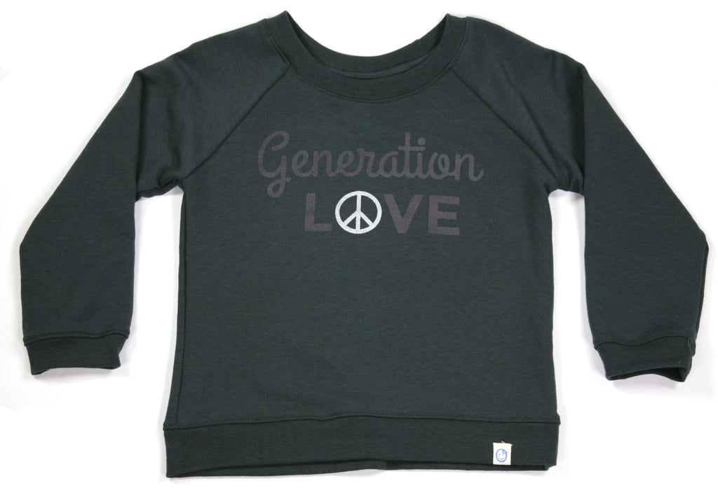Generation Love Sweatshirt