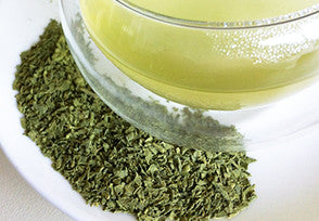 The green-tea link to a longer lifespan