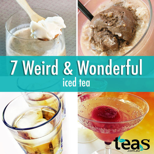 7 Weird and Wonderful Iced Teas