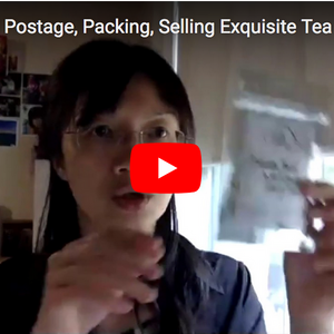 [AMA] Postage, Packing, Selling Exquisite Tea or Not