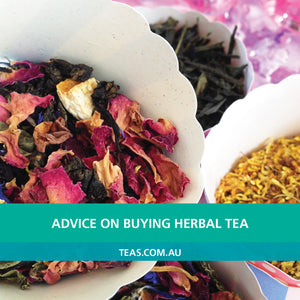 Advice on buying herbal tea (herb list)