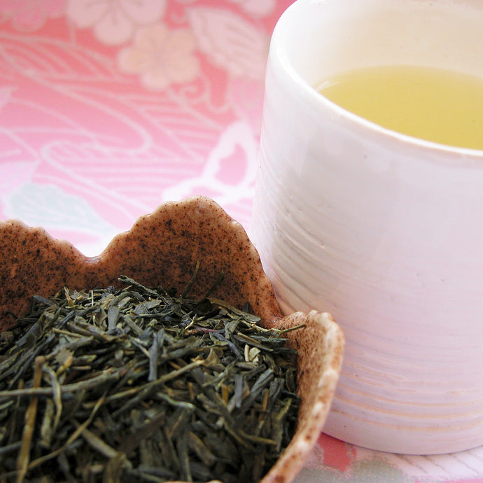 Care needed in brewing green tea