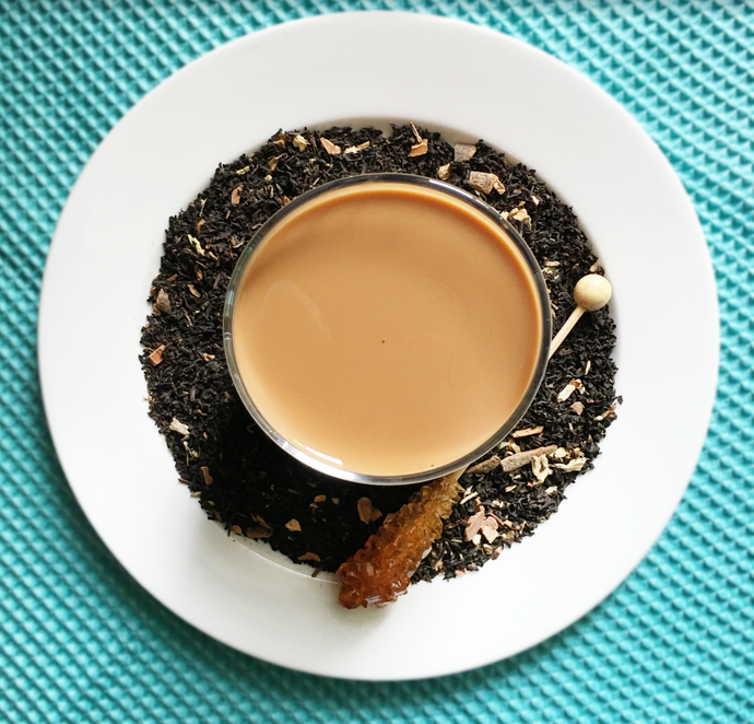 Step aside, Chai Latte! Real Chai tea is here!