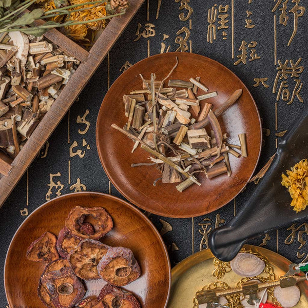 Chinese Medicine and Herbal Tea