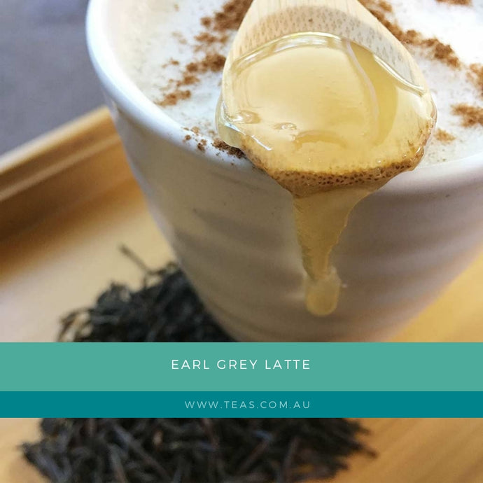 Earl Grey Latte (London Fog)