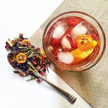 Cool Off with Refreshing Vacation Mode Summer Iced Tea You Can Make