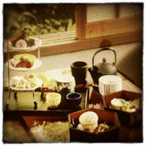 Japanese High Tea at Cafe Hassui in Kyoto