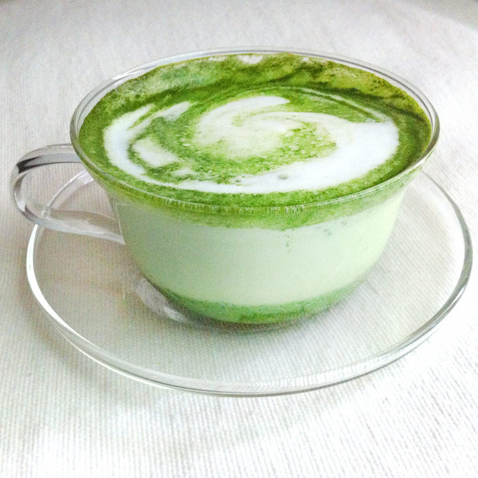 Matcha Milk Tea & Latte