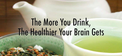 Tea: the Brain Drink