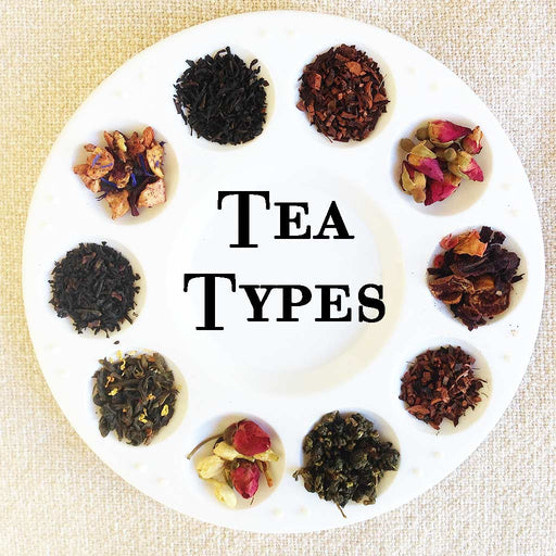 Quick guide to tea grades and storage