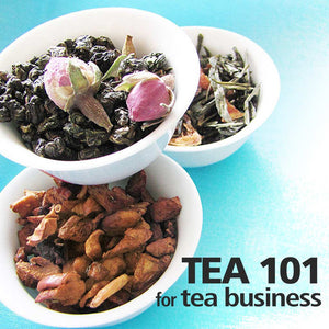 Tea 101 for Tea Biz online course