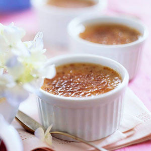 Earl Grey Creme Brulee Recipe