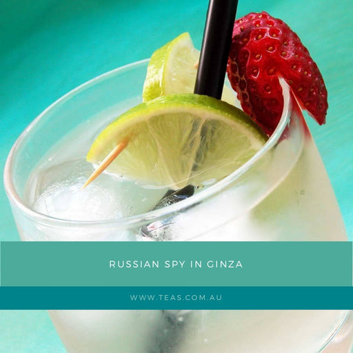 Russian Spy in Ginza