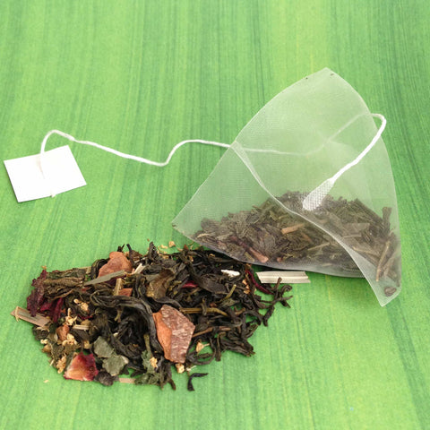 Pyramid Tea Bags – Why I am not buying them