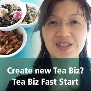 1st Step to Creating Your Tea Biz