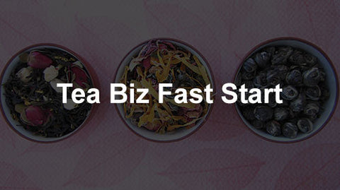 Enrol in Tea Biz Fast Start course now