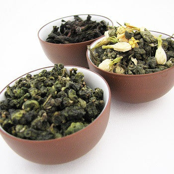 What is Oolong tea (烏龍茶)?