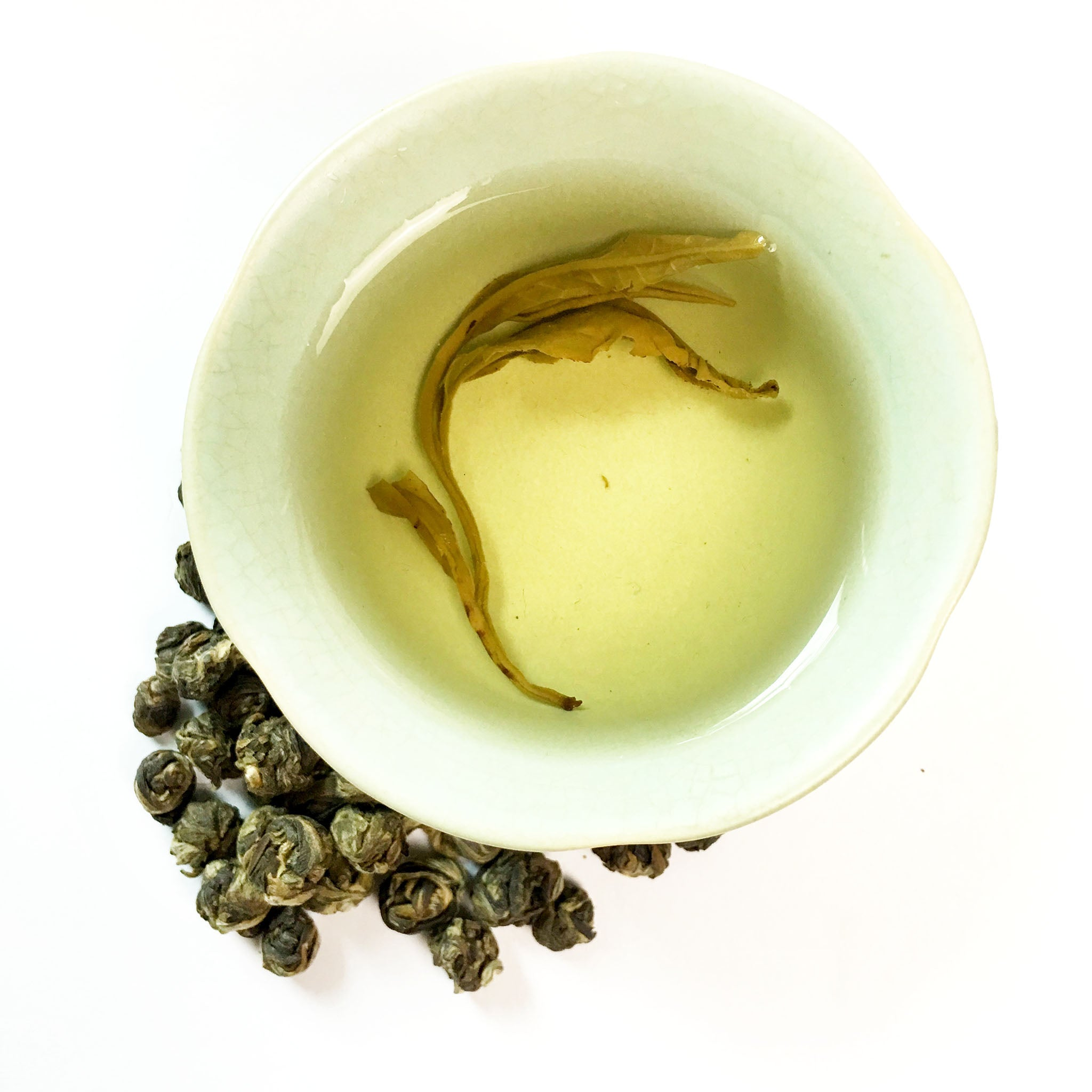 Jasmine Dragon Pearls White Tea
