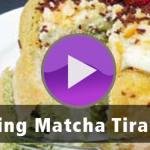 Making Matcha Tiramisu