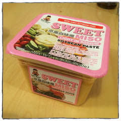 Sweet Miso (Soybean) Paste