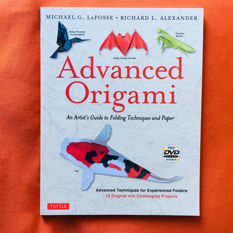 Advanced Origami by Tuttle Publishing
