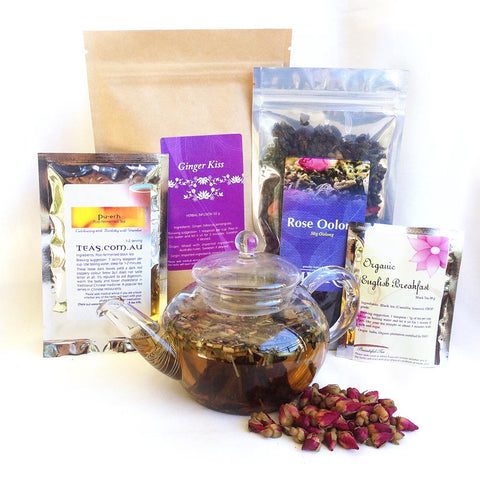 Tea gifts for promotions and events