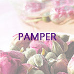 pampering tea