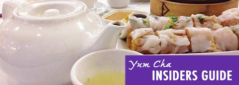 Yum Cha insiders guide - Your Yum Cha tea tips