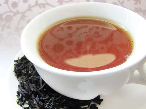 Organic Hazelnut Cream - 100% Natural Leaf Tea - Teas.com.au
